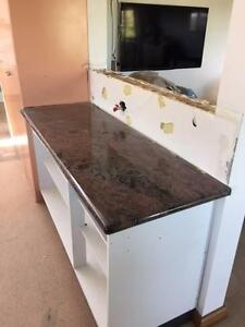 Kitchen cabinet complete with 40mm granite counter top Chatswood West Willoughby Area Preview