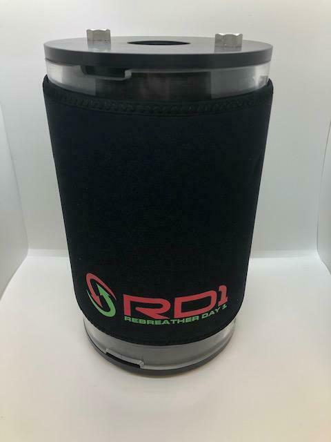 Universal RD1 Rebreather Scrubber Canister
