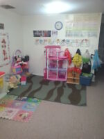 Approved Day home with Pre School Facility in NE. Subsidy Availa