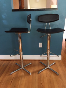 Bar stool chairs in great condition