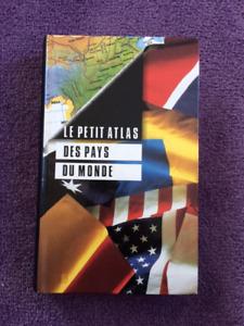 Le petit atlas des pays du monde