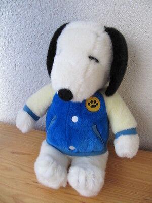Snoopy Stofftier (Yoshitoku Tokyo Snoopy College Jacke 50 cm Plüschfigur Stofftier Kuscheltier)