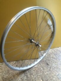 BICYCLE FRONT WHEEL 26 INCH.