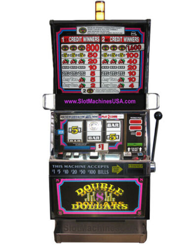 IGT Double Dollar Slot Machine For Sale