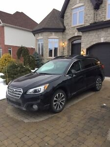 2015 Subaru Outback Limited + tech Familiale