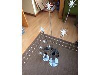 dual set of star base lights
