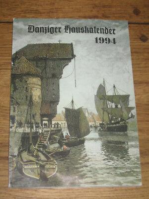 Danziger Hauskalender 1994