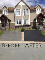 Curb Side Appeal - DRIVEWAY SEALING
