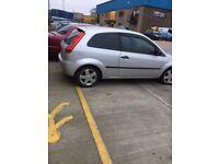 Ford fiesta 05 plate 1.4 petrol engine manual gearbox 2 door mot clean very good runner