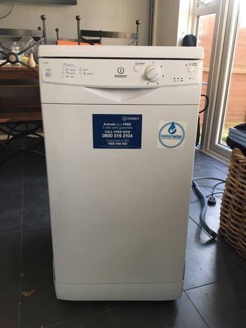 Indesit Slimline Dishwasher For Sale!
