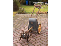 Gardenmaster Rotavator suite allotment / vegetable patch keeper ! cultivator tiller 40 + views