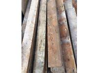 Good Condition Reclaimed Floor Board