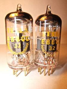 Tesla E88CC/6922 gold pin - Italia - Tesla E88CC/6922 gold pin - Italia