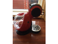 NESCAFE Red Dolce Gusto Manual Coffee Machine by Krups