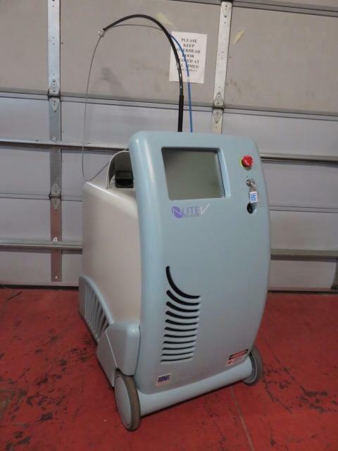 ICN Photonics Nlite-V LCR A00-1033 Pulsed Dye Laser for Wrinkle, Vascular Repair