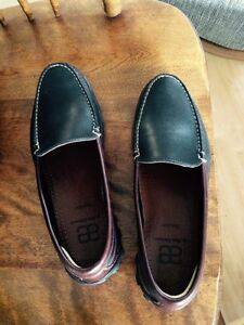 Men's All Leather Loafers