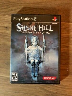 Replacement Case (NO GAME!) Silent Hill Shattered Memories  - Sony Playstation 2 comprar usado  Enviando para Brazil