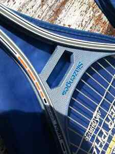 2 Slazenger Tennis Raquel with cases London Ontario image 3