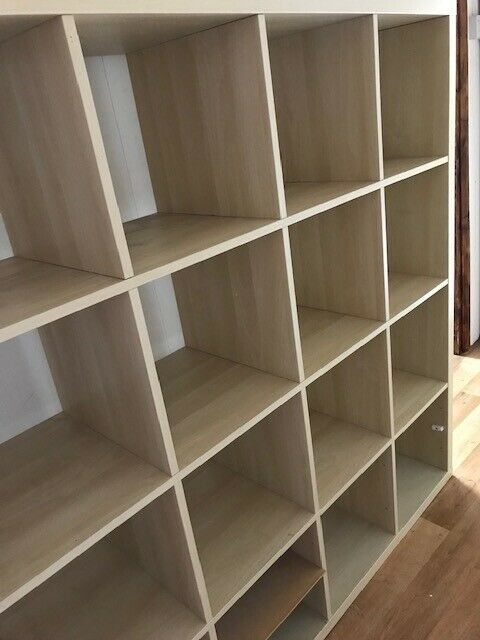 finest selection bf75e 03c00 IKEA Shelving unit CUBE STORAGE- 16 blocks | in Leicester, Leicestershire |  Gumtree