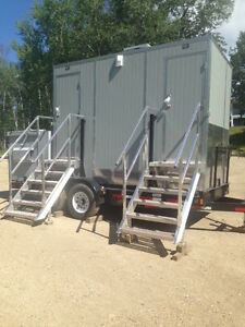 Portable Washrooms Showers Heated Air Conditioned Yukon image 10