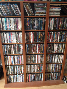 dvd movies collections