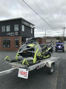 2016 Triton XT4.5 Snowmobile/ATV trailer