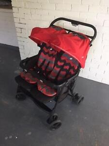 Joie Aire Twin Stroller Moorooka Brisbane South West Preview