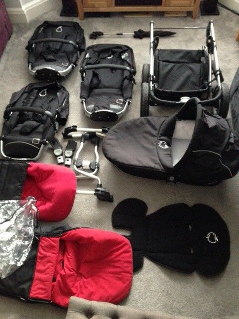 iCandy Apple travel system upgraded to Pear