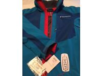 PEAK PERFORMANCE Men's Ski / Wintersport Jacket, Original Condition, NEVER WORN, 100% windproof