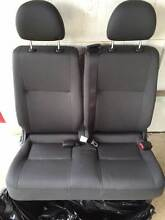 2016 Toyota Hi Ace Seats and Vinyl Floor mat Kepnock Bundaberg City Preview