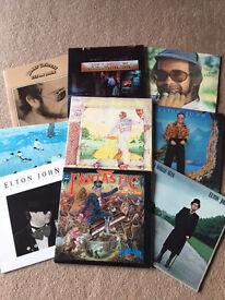 41 Assorted Vinyl LPs