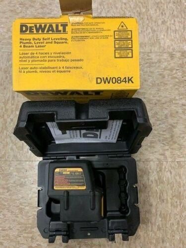 Dewalt DW084K Self Leveling Laser