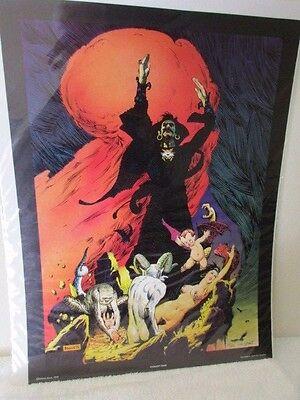 1976 BLACK SHAMPOO VINTAGE MOVIE POSTER PRINT 36x24 9 MIL PAPER