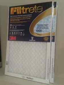 3M FILTRETE FURNACE FILTERS-BRAND NEW!