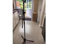 Stagg Tripod Microphone Stand