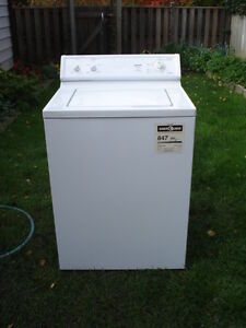 GE washer- free delivery