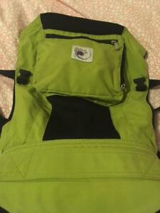 Ergo Carrier and Travel High Chair