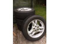 Range Rover P38 Wheels