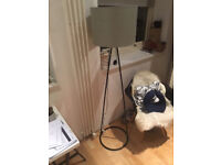 John Lewis Floor Lamp - 70£