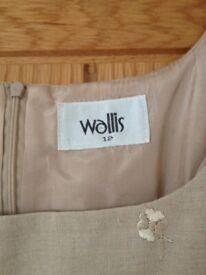 wallis dress and jacket