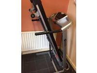 Dynamix treadmill running machine