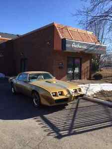 1979 Trans Am - Southern US car with no rust