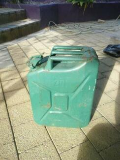 Steel 20L Jerry Can