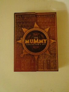 FS: The Mummy Box Set