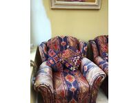 Upholstery Project - great quality armchair in need of recovering
