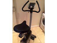 York Fitness exercise bike c201