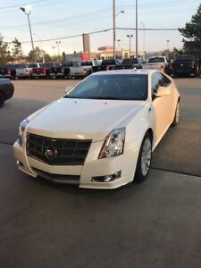 2011 Cadillac CTS Coupe Premium *LOW KM*