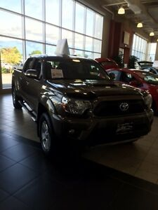 2014 Toyota Tacoma TRD sport off road Pickup Truck Prince George British Columbia image 1