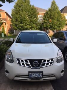 2012 Nissan Rogue with CARPROOF