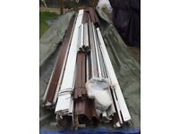 Ultraframe Conservatory Roof Frame (No glazing). Complete/excellent cond. Roof size W4760mm/L4040MM